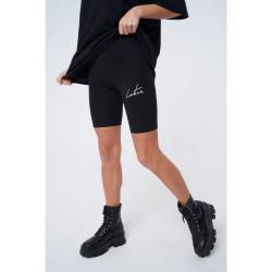 Dámske športové kraťasy The Couture Club Essential Cycling black