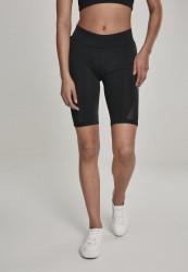 Dámske športové kraťasy Urban Classics Ladies Tech Mesh Cycle Shorts