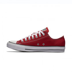Dámske tenisky CONVERSE CHUCK TAYLOR ALL STAR CANVAS LOW Red white #1