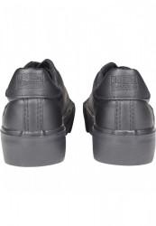 Dámske tenisky Urban Classics Plateau Sneaker black #1