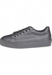 Dámske tenisky Urban Classics Plateau Sneaker black #3