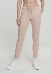 Dámske tepláky URBAN CLASSICS Ladies Sweatpants light rose