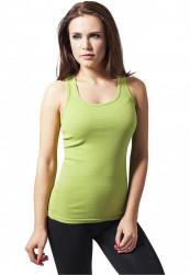 Dámske tielko Urban Classics Ladies Tanktop green Pohlavie: dámske, Size US: XS