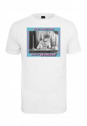 Dámske tričko MR.TEE Ladies Magic Monday Tee Farba: white,