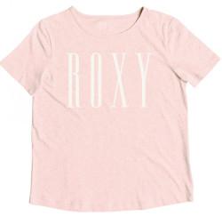 Dámske tričko s krátkym rukávom Roxy Red Sunset peach whip