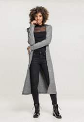 Dámsky kardigan URBAN CLASSICS Ladies Terry Long Cardigan