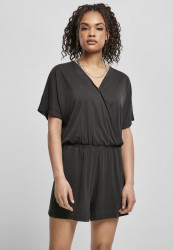Dámsky overal Urban Classics Ladies Short Modal black Pohlavie: dámske, Velikost: 5XL