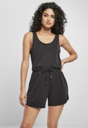 Dámsky overal Urban Classics Ladies Short Sleevless Modal black Pohlavie: dámske, Velikost: 5XL