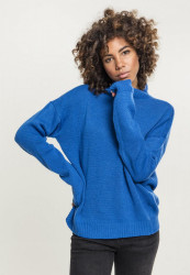 f25d261dc61e Dámsky sveter Urban Classics Ladies Oversize Turtleneck