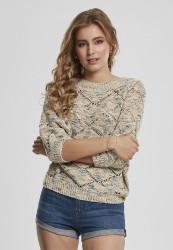 Dámsky sveter Urban Classics Ladies Summer Sweater multipastel
