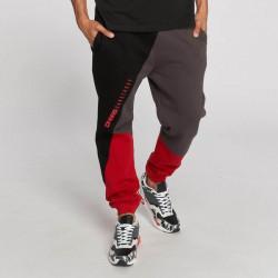 Dangerous DNGRS / Sweat Pant Tribble in red
