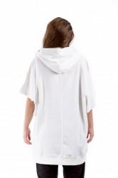 DANNY´S CLOTHING Tričko s křídly bílé UNISEX - M / Barva: Bílá, Velikost: S #1