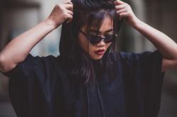 DANNY´S CLOTHING Tričko s křídly UNISEX - L / Barva: Černá #6