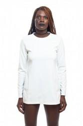 DANNY´S CLOTHING Triko s dlouhým rukávem ze skvělého materiálu - Bílá / Barva: Bílá
