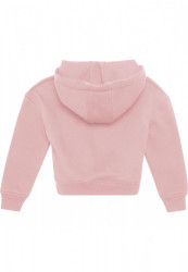 Detská mikina MR.TEE Kids Waiting For Friday Cropped Hoody Farba: pink, #1