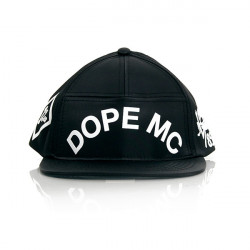 Dope MC Snapback Black - UNI
