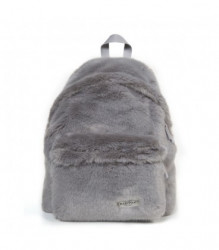 EASTPAK PADDED PAKR Grey Fur - UNI