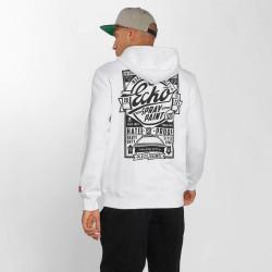 Ecko Unltd. / Zip Hoodie Zip in white