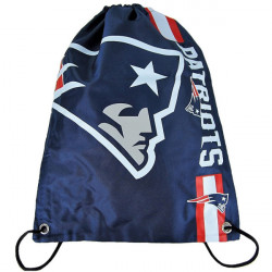 Forever Collectibles NFL Cropped Logo Gym Bag Patriots - UNI