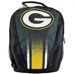 Forever Collectibles NFL Stripe Primetime Backpack Greenbay