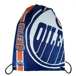 Forever Collectibles NHL Cropped Logo Gym Bag Oilers - UNI