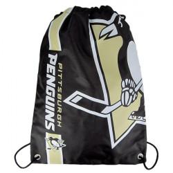Forever Collectibles NHL Cropped Logo Gym Bag Penguins -