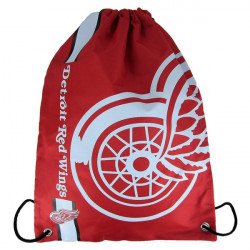 Forever Collectibles NHL Cropped Logo Gym Bag Red Wings - UNI