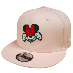 Kids New Era 9Fifty Youth Minnie Mouse Disney Exression Pink - UNI