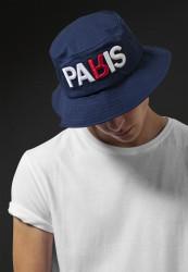 Klobúk MR.TEE Paris Bucket Hat