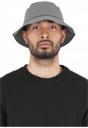 Klobúk Urban Classics Flexfit Cotton Twill grey