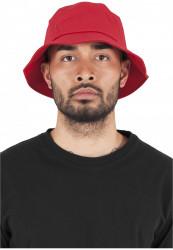 Klobúk Urban Classics Flexfit Cotton Twill red