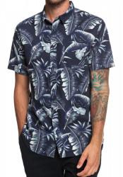 Košeľa Quiksilver Noosa Paradise navy blazer