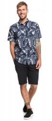 Košeľa Quiksilver Noosa Paradise navy blazer #1