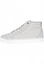 Kotníkové tenisky Urban Classics High Canvas Sneaker gry/wht #2