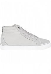 Kotníkové tenisky Urban Classics High Canvas Sneaker gry/wht #3