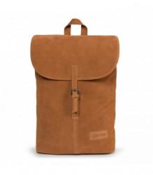 Kožený batoh EASTPAK CIERA Suede Rust 17 L