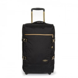 Kufor EASTPAK TRANVERZ S Goldout Black-Gold - 42l