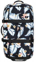 Kufor Roxy Long Haul anthracite tropical love 105l