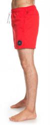 Kúpacie kraťasy Quiksilver Everyday Volley high risk red #1