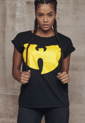 Ladies Wu-Wear Logo Shirt Farba: black,