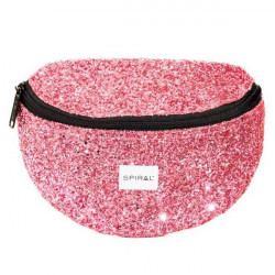 Ľadvinka Spiral Hot Pink Stardust Bum Bag