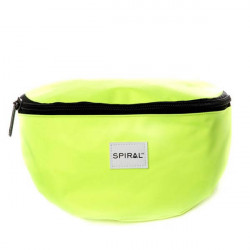 Ľadvinka Spiral Neon Yellow Bum Bag