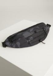 Ľadvinka Urban Classics Banana Shoulder Bag dark camo
