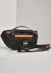 Ľadvinka Urban Classics Basic Shoulder Bag black/orange