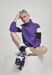 Ľadvinka Urban Classics Camo Hip Bag ultraviolet camo