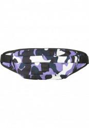 Ľadvinka Urban Classics Camo Shoulder Bag ultraviolet camo