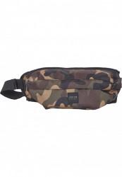 Ľadvinka Urban Classics Camo Shoulder Bag wood camo
