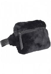 Ľadvinka Urban Classics Teddy Mini Beltbag black
