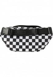 Ľadvinka Urban Classics Top Handle Shoulder Bag black/white #1