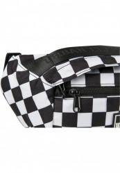 Ľadvinka Urban Classics Top Handle Shoulder Bag black/white #2